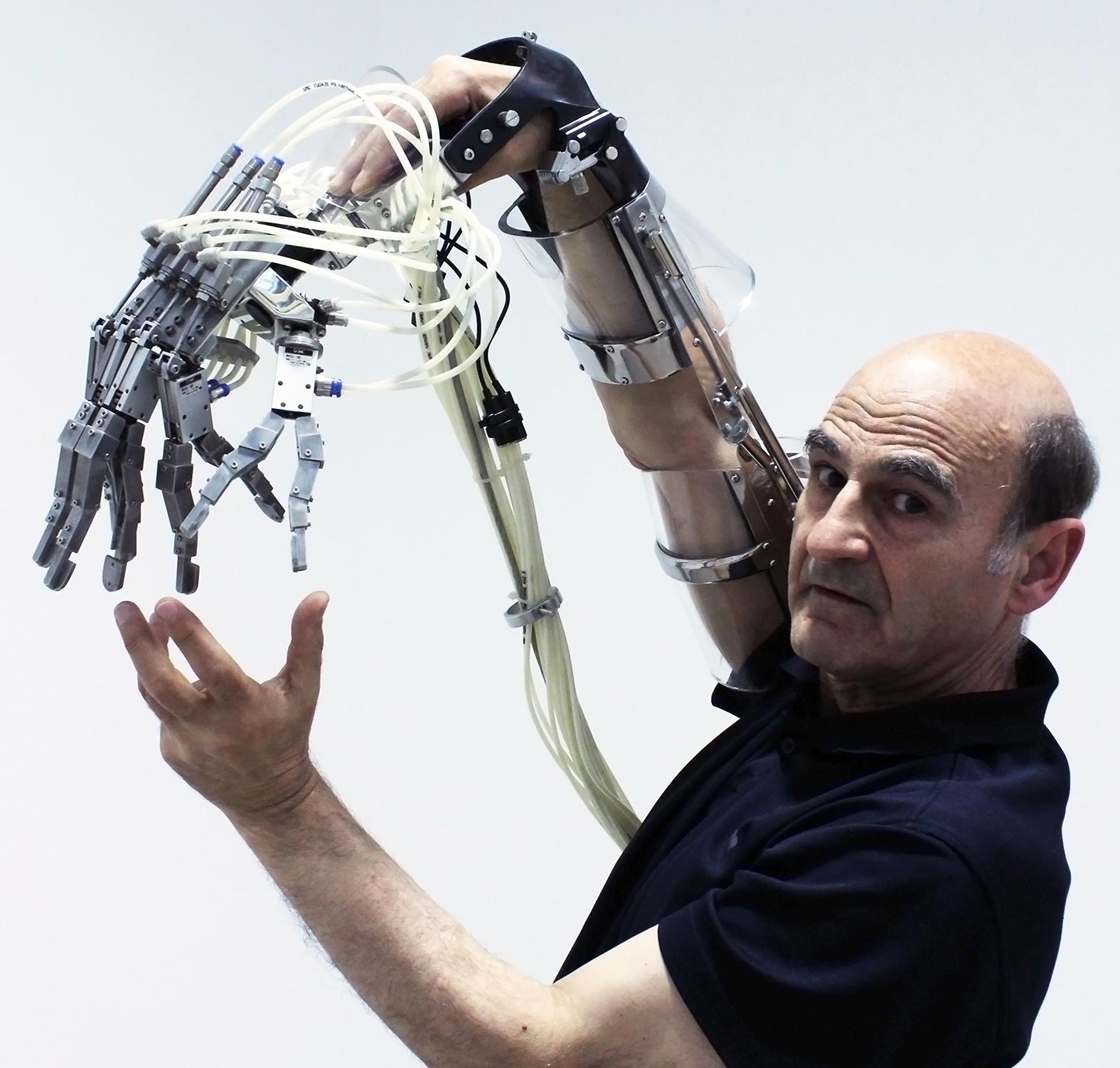 Extended Arm, Scott Livesey Galleries, Melbourne 2011. Photographer - Dean Winter